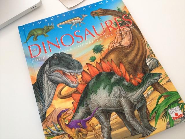 """Les Dinosaures"" Editions Fleurus"