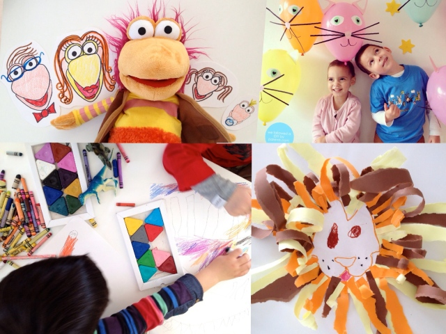 Learn and Play en Anglais