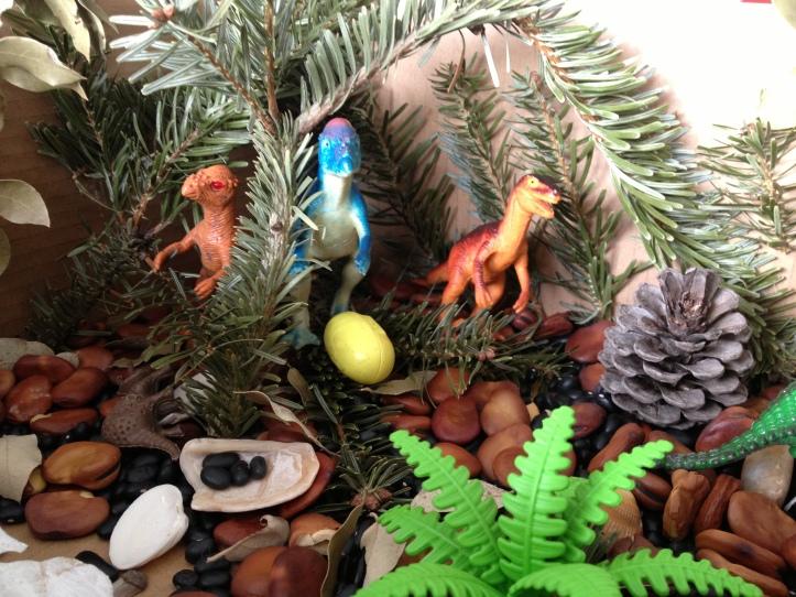 DIY Dinosaur World by Learn and Play en Anglais