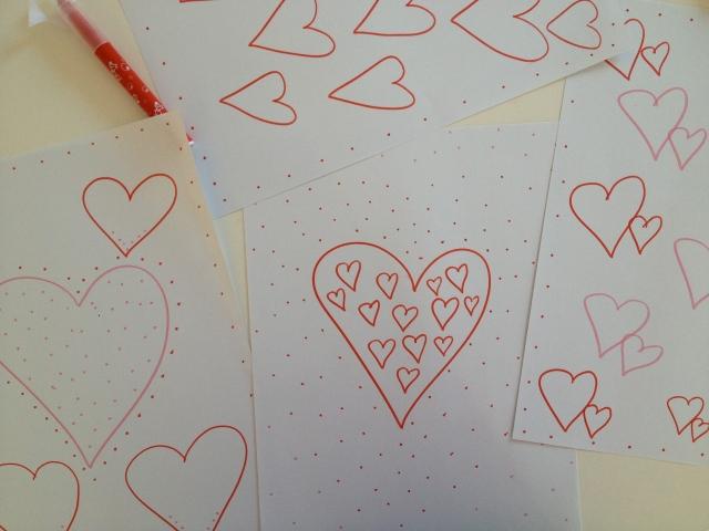 decorate your envelopes