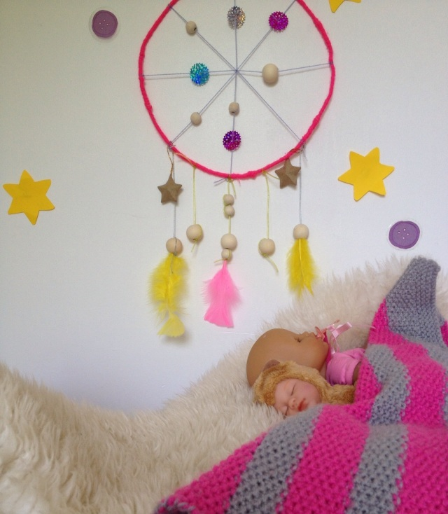 Dream catcher by Learn and Play en Anglais