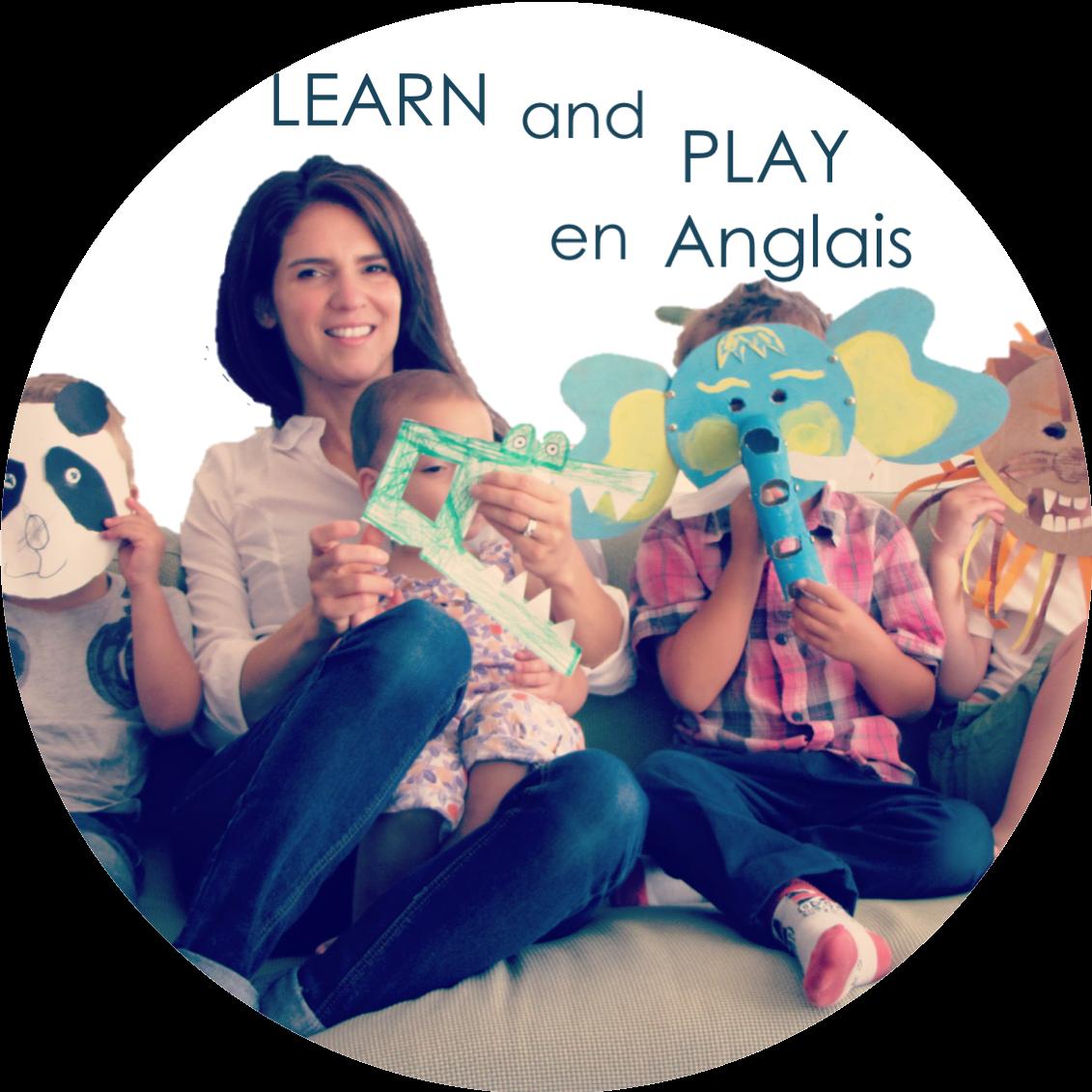 Learn and Play en Anglais